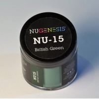 NU15 British Green