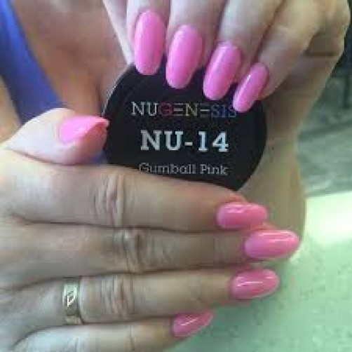 Nu14 Gumball Pink