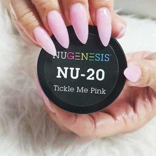 Nu20 Tickle Me Pink