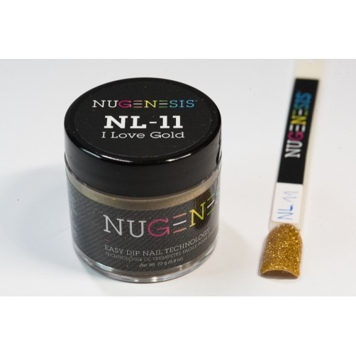 NL11 I Love Gold