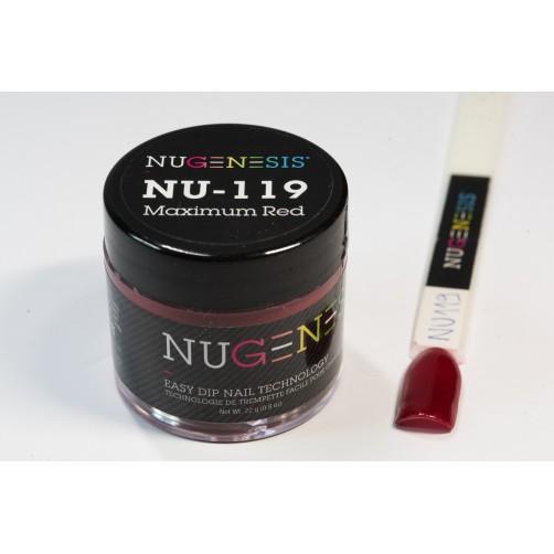 NU119 Maximum red