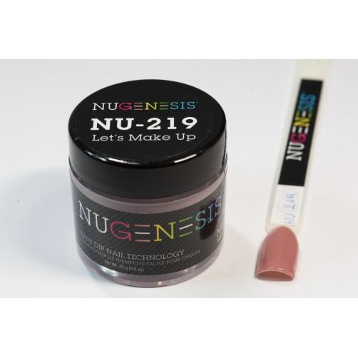Nu219 Let's Make Up