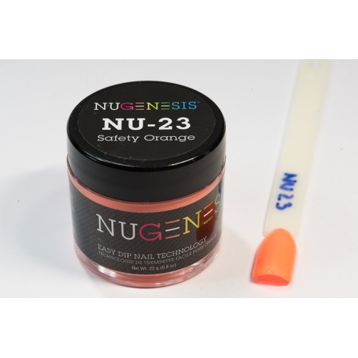 NU23 Safety Orange