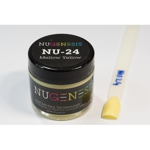 NU24 Mellow Yellow